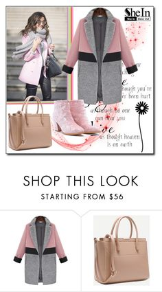 """""""shein 3"""" by woman-1979 ❤ liked on Polyvore featuring WALL"""