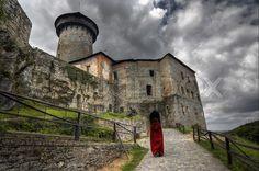 sovinec castle Czech Republic