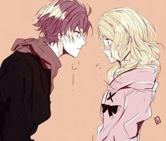 Diabolik Lovers (More Blood)- Yui x Ayato #Anime #Game #Otome
