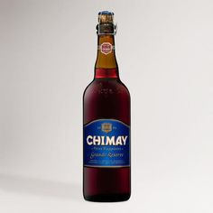 One of my favorite discoveries at WorldMarket.com: Chimay Grande Reserve Blue
