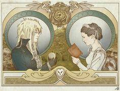 Labyrinth Nouveau!