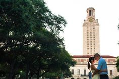 Lovebird Productions: Lovely Wedding & Relationship Blog: UT Austin Engagement Session