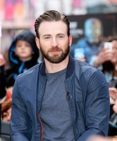 Chris Evans | Perfectly lovely <3<3<3 -B.R.