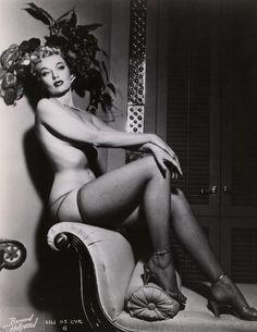 Bernard Of Holywood 'Lili St Cyr' 1950s