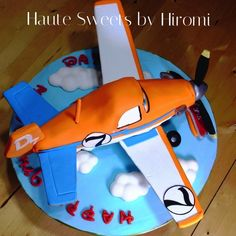 Dusty Crophopper Birthday Cake I made this cake for my son's birthday. This was the first time I made a airplane cake and since. 4th Birthday Parties, Boy Birthday, Birthday Ideas, Pretty Cakes, Cute Cakes, Planes Birthday Cake, Birthday Cakes, Dusty Cake, Disney Planes Cake