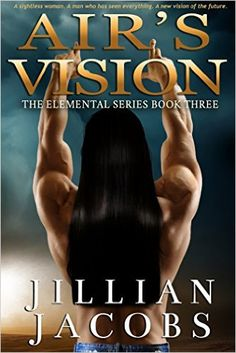 Monlatable Book Reviews: Air's Vision (The Elementals Series Book 3) by Jil...