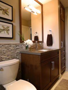 Calvert Residence - contemporary - bathroom - toronto - r.design (Ra-me Interior Design)