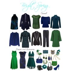 Bright Spring Dark Colors by sabira-amira on Polyvore