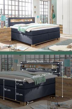 Futuristisches Designerbett exklusiv bei Betten.de erhältlich ...