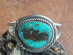 Vintage Native American Handmade Signed C. Whitehorse by Tessey2, $265.00