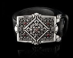 The belt buckle is a men's wardrobe staple. See the Dryxten Buckle and more exceptional men's silver belt buckles from NightRider Jewelry. Silver Belts, Silver Man, Turquoise Jewelry, Silver Jewelry, Men's Jewelry, Jewelry Gifts, Country Girl Belts, Stone Jewelry, Belt Buckles