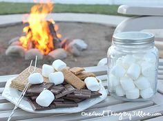 Don't miss out on S'mores this summer! It's easy to make your own GLUTEN FREE graham crackers!