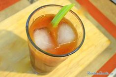 Bloody Mary sin alcohol