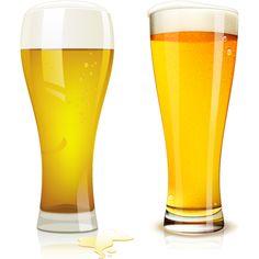 Vectores - del mundo de la cerveza 2z, imagen vectorial