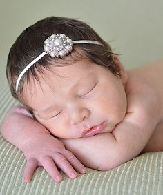 Look what I found on #zulily! SarahBow Accessories Ivory Pearl Headband by SarahBow Accessories #zulilyfinds