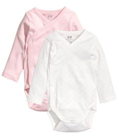 2-pack bodysuits | Product Detail | H&M