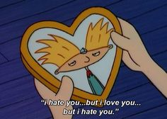 Hey Arnold :)-One of the best shows its funny with the craziest/Hilarious characters but also very emotional in moments.