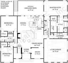 Mystic Lane #houseplan - https://www.archivaldesigns.com/home-plans/mystic-lane-house-plan