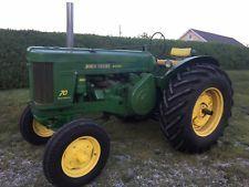 John Deere 70 Tractor Diesel Antique   720-730-820-830-Rfinance tractors www.bncfin.com/apply