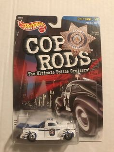 Cop Rods Cheyenne WY 40 Ford Truck Hot Wheels Pickup Series 2 | Toys & Hobbies, Diecast & Toy Vehicles, Cars, Trucks & Vans | eBay!
