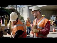 Allstate TV Ad: Road Workers