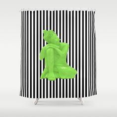 Buy My inner Green Buddha | Namaste Pop Art Buddha Shower Curtain by azima. Worldwide shipping available at Society6.com. Just one of millions of high quality products available. Bathroom Shower Curtains, Iphone Skins, Namaste, Pop Art, Buddha, Kids Rugs, Throw Pillows, Art Prints, Wall Art