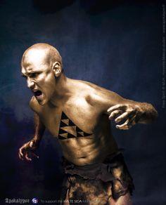 Apokalypse | Projet : Apokalypse Caste : Dairakudakan Créé par : Free Spirit Modèle : Mouss Amaouche MUA : Honorine Makeup Studios Accessoires : Fraise au Loup Costumes  website : www.freespiritcrew.com facebook : www.facebook.com/freespiritcrew  #bodypainting #gold #black #dairakudakan #freespirit #tattoo #facepainting