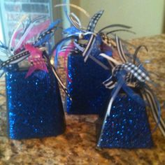 *GASP* I never thought to glitter my game bell! game bells for the cheer parents Football Spirit, Cheer Spirit, Football Cheer, Spirit Gifts, Football Season, Football Homecoming, Homecoming Spirit, Cheer Coaches, Cheer Mom