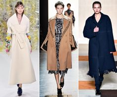 The Top 9 Coat Trends from the Fall 2016 Shows at New York Fashion Week - Trend: Minimalist with Interest  - from InStyle.com