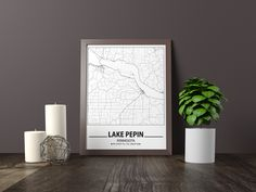 Black And White City, Black And White Posters, Black And White Wall Art, Map Wall Art, Map Art, Westminster Map, Bathroom Artwork, City Map Poster, Artwork Prints