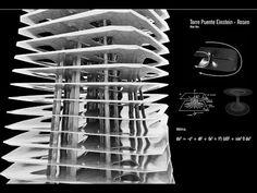 Grasshopper + Weaverbird + Tree8 - Torre Puente Einstein-Rosen - YouTube