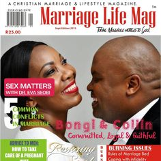 Successful marriage life with Themba Khoza (interview)