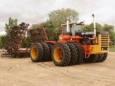 Versatile 1150 FWD