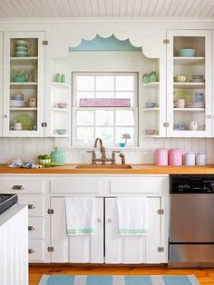 My Love Of Kitchens