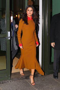 Selena Gomez | Leaving her hotel in Soho, NY (2017)