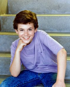 Fred Savage A.K.A: Kevin Arnold from The Wonder Years.