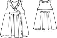 la inglesita: Patrones para niños Burda Style 05/2012::Burda Style 05/2012 kids patterns