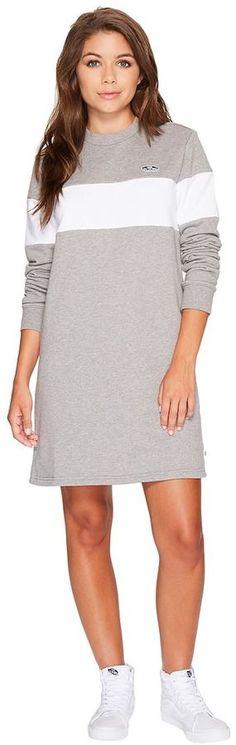Vans Wild Bunch Sweatshirt Dress Women's Dress