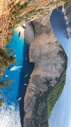 Shipwreck, Navagio beach, Zakynthos Wonderful Places, Beautiful Places, Zakynthos Greece, Nature View, Exotic Places, Dream Vacations, Travel Around The World, Places To See, Travel Inspiration