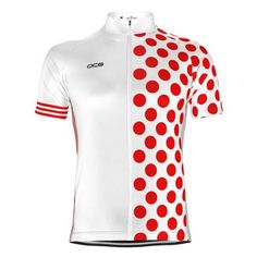 Men's King of The Mountain Polka Dot Cycling Jersey Cycling Gear, Cycling Jerseys, Cycling Shorts, Cycling Outfit, Cycling Clothing, Cycling Motivation, Cycling Accessories, Mens Caps, The Help