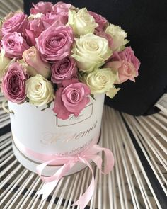 Parisian Cake, Rose Gift, Love Rose, Flower Boxes, Instagram, Pink, Gift, Window Boxes, Planter Boxes
