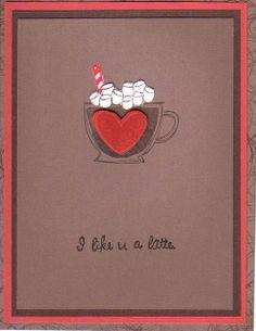 splitcoaststampers valentine cards | Valentine Card