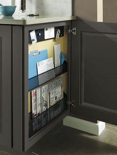 Storage Solutions: 8 Brilliantly Hidden Kitchen Drop Zones                                                                                                                                                                                 More