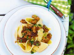 Conchiglioni con ragù di primavera - Ricetta - Cucina di stagione