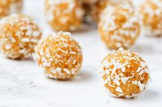 5 Ingredients and 15 minutes is all you need to make these delicious energy balls!