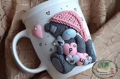 декор кружки полимерной глиной: 12 тыс изображений найдено в Яндекс.Картинках