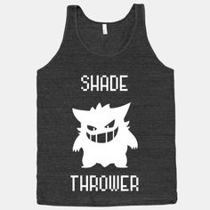 Shade Thrower (Gengar) #pokemon #awesome