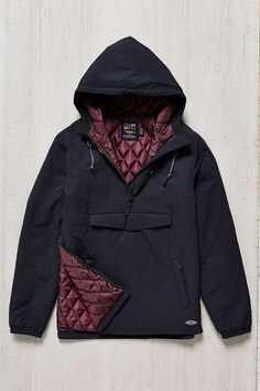 CPO Citywide Quilted Anorak Jacket