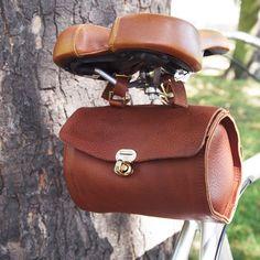 eu.Fab.com | Cycling Bag Medium Brown