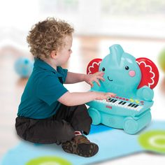 Fisher Price Elephant Piano Toy: Shop Amazon today and get this Fisher Price Elephant Piano Toy for $14.17, originally… #coupons #discounts